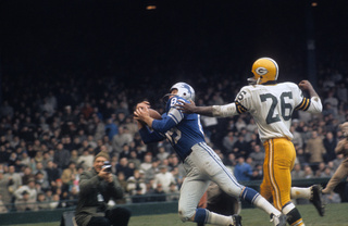 Longtime Lions WR Cogdill dies at 79