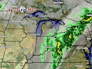 FORECAST: Chilly start to weekend