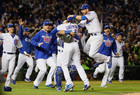 Cubs reach World Series for 1st time since 1945