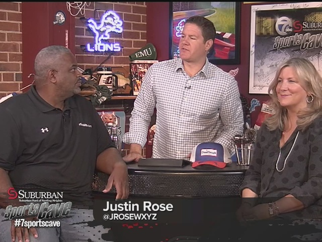 Breaking down the Red Wings on the 7 Sports Cave