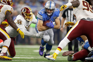 Stafford leads Lions comeback against Redskins