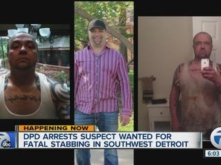Police find dangerous murder suspect