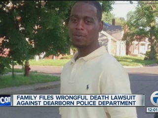 Family of man killed by officer files suit