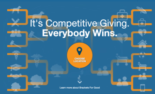 Bracket-style online challenge to help charities