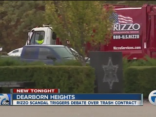 Dearborn Heights votes to keep Rizzo service