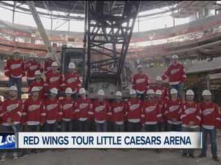 Wings announce home opener at LCA set for Oct. 5