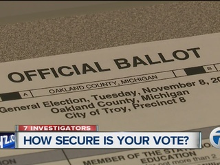 How cyber security helps keep your ballot safe