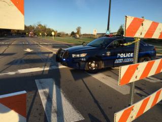 Student struck, killed near Huron High School