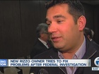 New boss plans to dump Rizzo company name