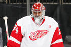 Mrazek great as Red Wings win sixth straight