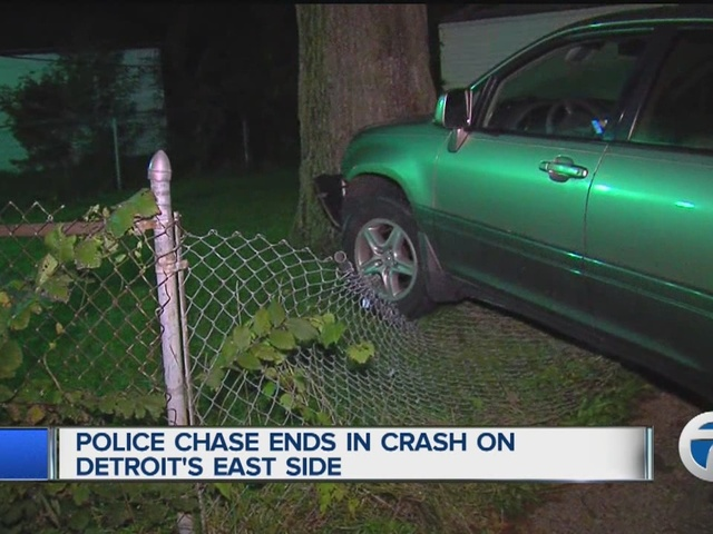Man arrested in Detroit Police officer's hit-and-run death