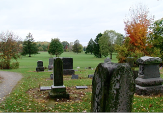 Exploring the paranormal at Riverside Cemetery