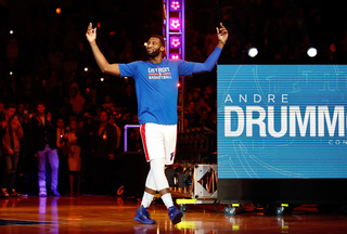 Drummond fined $15K for elbowing Hibbert