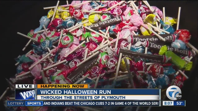 wicked halloween run to take place in plymouth on oct 30th - Halloween Run Chicago