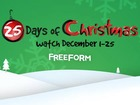 Freeform releases 25 Days of Christmas lineup