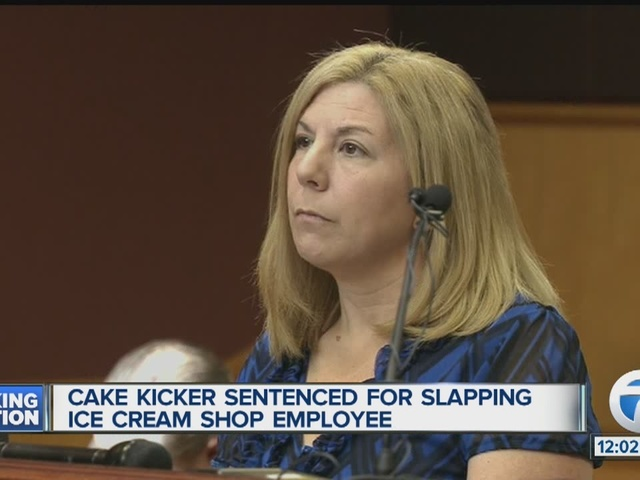 Cake Kicker Sentenced To 2 Years Probation In Ice Cream