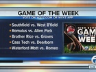 Romulus vs. Allen Park is our Game of the Week
