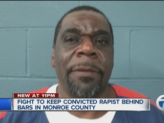 Fight to keep convicted rapist behind bars