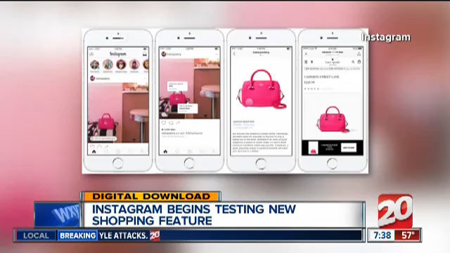 Instagram to launch online shopping trial