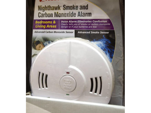Free smoke alarms to be installed Saturday