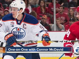 One-on-one: McDavid plays only game at JLA