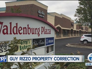 Guy Rizzo property correction