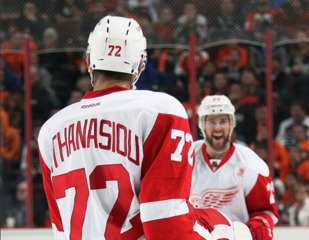 WATCH: Athanasiou goes coast-to-coast for goal