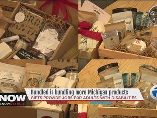 Bundled bundles more Michigan products
