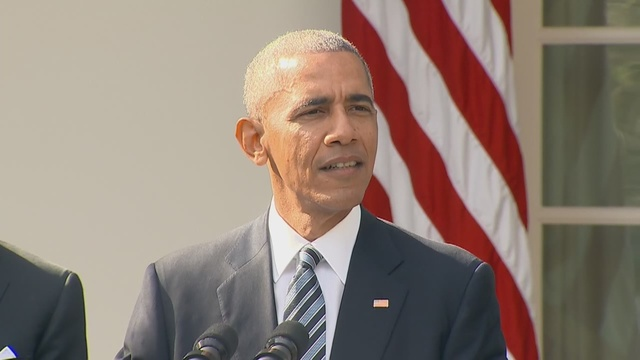 LIVE AT 2:15: President Obama to hold briefing