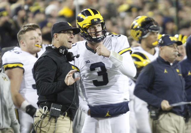 Wilton Speight likely out for season with 3 broken vertebrae