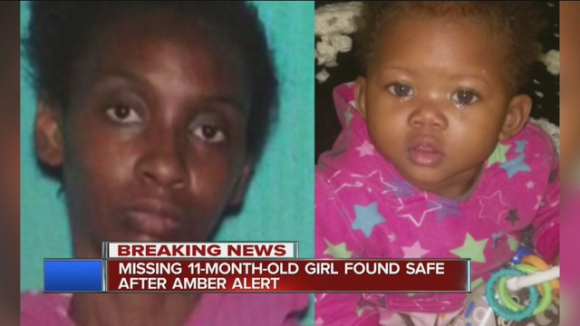 Amber Alert Over: 11-Month-Old Taken From Foster Parent Found