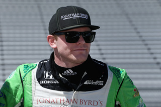 Conor Daly to throw first pitch at Tigers game