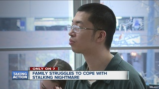 Stalking victim speaks out about 8 year ordeal