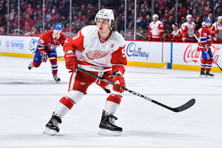 Red Wings recall Tyler Bertuzzi after injuries