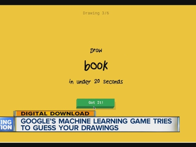 Google S Machine Learning Game Quick Draw Tries To Guess Your Artwork