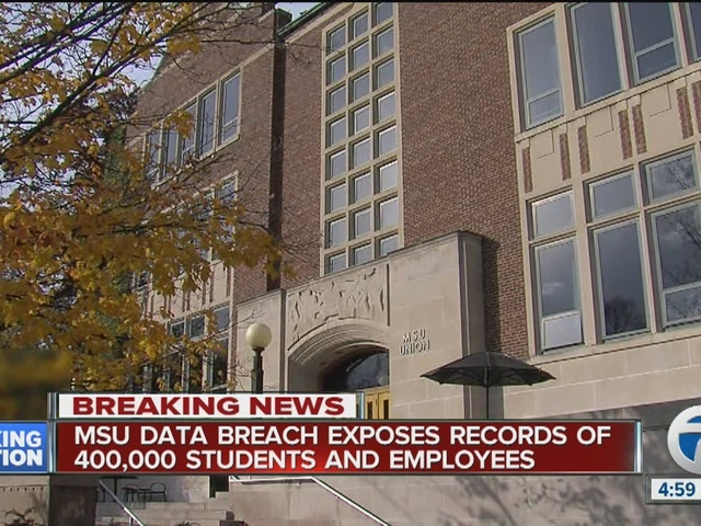 MSU data breach exposes records of current and former students, employees