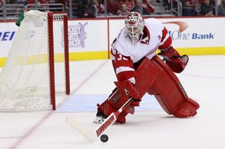 Jimmy Howard off IR, returns to Red Wings