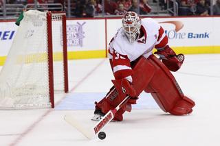 Jimmy Howard off IR, returns to Red Wings
