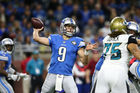 Stafford, Lions not talking extension... yet