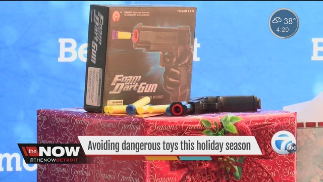 Florida consumer group warns parents about unsafe toys