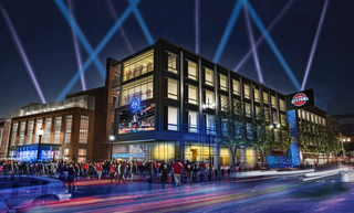 Detroit Pistons submit All-Star game bid for LCA