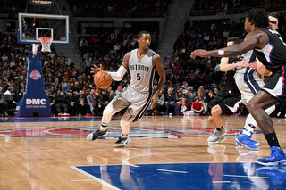 Pistons hand Clippers first road loss of season