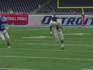HSFB FINALS: Cass Tech cruises to Div. 1 title