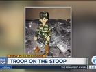 Meet the 'Troop on the Stoop'