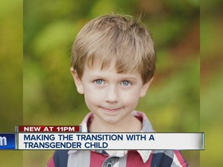 The journey of raising a transgender child