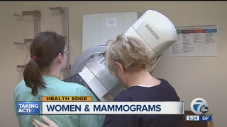 Study: Older women may benefit from mammograms
