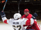 Red Wings fall in OT to Panthers on Barkov goal