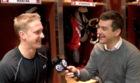 VIDEO: Mantha talks about growing his game