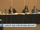 Spotlight on Michigan recount; Brewer & McDaniel