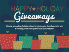 Happy Holiday Giveaways